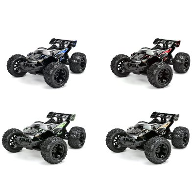 Team Magic E5 HX 1:10 RC Racing Monster Truck - RTRRC Cars<br>Team Magic E5 HX 1:10 RC Racing Monster Truck - RTR<br><br>Brand: Team Magic<br>Channel: 3-Channels<br>Detailed Control Distance: About 150m<br>Drive Type: 4 WD<br>Features: Radio Control<br>Motor Type: Brushless Motor<br>Package Contents: 1 x RC Truck, 1 x Transmitter, 1 x Wrench, 1 x English Manual<br>Package size (L x W x H): 64.00 x 52.00 x 38.00 cm / 25.2 x 20.47 x 14.96 inches<br>Package weight: 4.6500 kg<br>Product size (L x W x H): 42.80 x 34.30 x 18.60 cm / 16.85 x 13.5 x 7.32 inches<br>Product weight: 2.7000 kg<br>Proportion: 1:10<br>Remote Control: 2.4GHz Wireless Remote Control<br>Transmitter Power: 4 x 1.5V AA (not included)<br>Type: Racing Truck