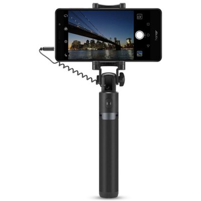 Original HUAWEI Selfie StickStands &amp; Holders<br>Original HUAWEI Selfie Stick<br><br>Accessories type: Selfie Stick, Selfie Stick<br>Brand: HUAWEI, HUAWEI<br>Clip Holder Range: 5.7 - 8.3cm, 5.7 - 8.3cm<br>Extended Length: 46.5cm, 46.5cm<br>Features: With Cable, With Cable<br>Folding Length: 18cm, 18cm<br>Material: Aluminium Alloy, Aluminium Alloy<br>Package Contents: 1 x Selfie Stick, 1 x Selfie Stick<br>Package size: 19.50 x 5.80 x 5.00 cm / 7.68 x 2.28 x 1.97 inches, 19.50 x 5.80 x 5.00 cm / 7.68 x 2.28 x 1.97 inches<br>Package weight: 0.1670 kg, 0.1670 kg<br>Product size: 18.50 x 4.80 x 3.50 cm / 7.28 x 1.89 x 1.38 inches, 18.50 x 4.80 x 3.50 cm / 7.28 x 1.89 x 1.38 inches<br>Product weight: 0.1290 kg, 0.1290 kg