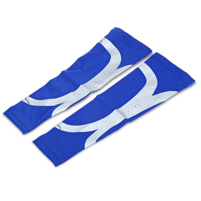 Paired Extended Elbow Arm Sleeve Pad for Basketball Football