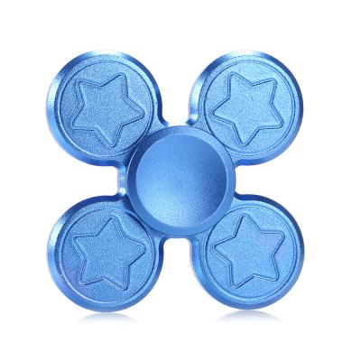 Zinc Alloy Clover-leaf GyroFidget Spinners<br>Zinc Alloy Clover-leaf Gyro<br><br>Features: Creative Toy<br>Materials: Zinc Alloy<br>Package Contents: 1 x Gyro<br>Package size: 10.00 x 7.00 x 3.50 cm / 3.94 x 2.76 x 1.38 inches<br>Package weight: 0.0730 kg<br>Product size: 6.50 x 6.50 x 1.20 cm / 2.56 x 2.56 x 0.47 inches<br>Series: Entertainment<br>Theme: Trick