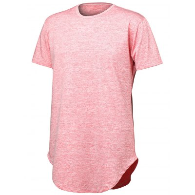 Pure Color Arc Hem Men\s T ShirtsMens Short Sleeve Tees<br>Pure Color Arc Hem Men\s T Shirts<br><br>Material: Cotton<br>Neckline: Round Neck<br>Package Content: 1 x T Shirt<br>Package size: 40.00 x 30.00 x 1.00 cm / 15.75 x 11.81 x 0.39 inches<br>Package weight: 0.2700 kg<br>Pattern Type: Solid<br>Product weight: 0.2400 kg<br>Season: Summer<br>Size: L,M,S,XL,XXL<br>Sleeve Length: Short Sleeves<br>Style: Casual
