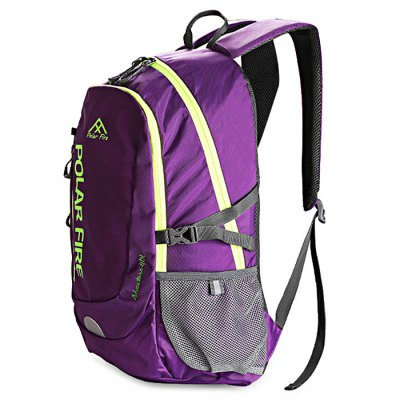 Polar Fire Water-resistant 40L Mountaineering Backpack BagBackpacks<br>Polar Fire Water-resistant 40L Mountaineering Backpack Bag<br><br>Bag Capacity: 40L<br>Brand: Polar Fire<br>Capacity: 31 - 40L<br>For: Climbing, Traveling, Camping<br>Gender: Unisex<br>Package Contents: 1 x Polar Fire Backpack<br>Package size (L x W x H): 34.00 x 22.00 x 6.00 cm / 13.39 x 8.66 x 2.36 inches<br>Package weight: 0.6400 kg<br>Product size (L x W x H): 33.00 x 21.00 x 54.00 cm / 12.99 x 8.27 x 21.26 inches<br>Product weight: 0.5860 kg<br>Strap Length: 52 - 97cm<br>Style: Fashion<br>Type: Backpack