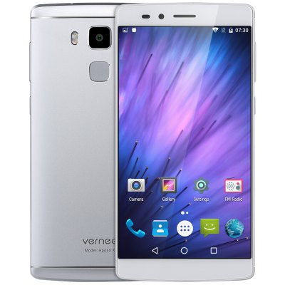 Vernee Apollo X 4G Phablet Android 6.0 5.5 inch