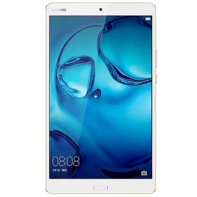 Huawei M3 ( BTV-W09 ) Chinese Version Tablet PCTablet PCs<br>Huawei M3 ( BTV-W09 ) Chinese Version Tablet PC<br><br>3.5mm Headphone Jack: Yes<br>Additional Features: Calculator, OTG, Wi-Fi, GPS, MP3, Browser, Bluetooth<br>Back camera: 8.0MP<br>Battery Capacity(mAh): 5100mAh, Li-ion battery<br>Bluetooth: Yes<br>Brand: HUAWEI<br>Core: Octa Core, 2.3GHz<br>CPU: Hisilicon Kirin 950<br>CPU Brand: Hisillicon<br>External Memory: TF card up to 128GB (not included)<br>Front camera: 8.0MP<br>G-sensor: Supported<br>GPS: Yes<br>Material of back cover: Magnesium Aluminum Alloy<br>MIC: Supported<br>Micro USB Slot: Yes<br>MS Office format: Excel, Word, PPT<br>Music format: MP3<br>OS: Android 6.0<br>Package size: 24.70 x 23.00 x 5.10 cm / 9.72 x 9.06 x 2.01 inches<br>Package weight: 0.9600 kg<br>Picture format: PNG, JPEG, GIF, BMP, JPG<br>Power Adapter: 1<br>Pre-installed Language: Supports multi-language<br>Product size: 21.50 x 12.40 x 0.73 cm / 8.46 x 4.88 x 0.29 inches<br>Product weight: 0.3100 kg<br>RAM: 4GB<br>ROM: 128GB<br>Screen resolution: 2560 x 1600 (WQXGA)<br>Screen size: 8.4 inch<br>Screen type: Capacitive<br>Skype: Supported<br>Speaker: Built-in Dual Channel Speaker<br>Support Network: WiFi<br>Tablet PC: 1<br>TF card slot: Yes<br>Type: Tablet PC<br>USB Cable: 1<br>WIFI: 802.11 a/b/g/n/ac wireless internet<br>Youtube: Supported
