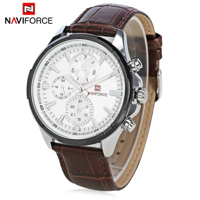 NAVIFORCE NF9089M Men Quartz Watch