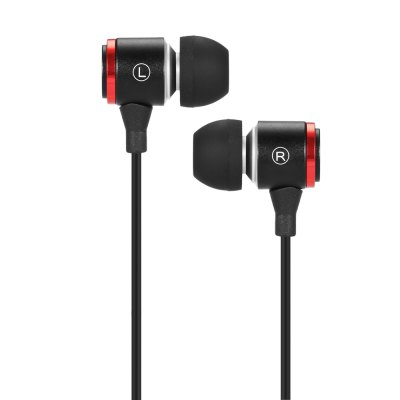 S320 In-ear Music EarphonesEarbud Headphones<br>S320 In-ear Music Earphones<br><br>Application: For iPod, Mobile phone, Computer<br>Cable Length (m): 1.3 m<br>Compatible with: iPod<br>Connectivity: Wired<br>Function: Song Switching, Microphone, Answering Phone<br>Impedance: 32ohms<br>Language: No<br>Material: Metal, TPE<br>Model: S320<br>Package Contents: 1 x Earphones, 3 x Pair of Standby Earbud Tips ( with Large, Medium, Small Size ), 1 x Clamp, 1 x Pouch Bag<br>Package size (L x W x H): 10.00 x 10.00 x 4.00 cm / 3.94 x 3.94 x 1.57 inches<br>Package weight: 0.0590 kg<br>Plug Type: 3.5mm<br>Product weight: 0.0140 kg