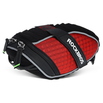 ROCKBROS C16 Outdoor Cycling Tube Pack Rear Seat BagBike Bags<br>ROCKBROS C16 Outdoor Cycling Tube Pack Rear Seat Bag<br><br>Brand: ROCKBROS<br>Emplacement: Rear Rack,Saddle<br>For: Unisex<br>Package Contents: 1 x Rear Seat Bag<br>Package Dimension: 23.00 x 11.50 x 11.50 cm / 9.06 x 4.53 x 4.53 inches<br>Package weight: 0.2170 kg<br>Product Dimension: 21.00 x 10.50 x 9.50 cm / 8.27 x 4.13 x 3.74 inches<br>Product weight: 0.1320 kg<br>Suitable for: Cross-Country Cycling, Fixed Gear Bicycle, Touring Bicycle, Road Bike, Mountain Bicycle