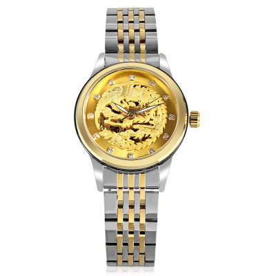 TEVISE 9016 Automatic Mechanical Watch for WomenWomens Watches<br>TEVISE 9016 Automatic Mechanical Watch for Women<br><br>Band material: Stainless Steel<br>Band size: 20 x 1.4cm<br>Brand: Tevise<br>Case material: Alloy<br>Clasp type: Butterfly clasp<br>Dial size: 3.3 x 3.3 x 1.3cm<br>Display type: Analog<br>Movement type: Mechanical watch<br>Package Contents: 1 x 9016 Watch, 1 x Box<br>Package size (L x W x H): 10.00 x 10.00 x 6.00 cm / 3.94 x 3.94 x 2.36 inches<br>Package weight: 0.1520 kg<br>Product size (L x W x H): 20.00 x 3.30 x 1.30 cm / 7.87 x 1.3 x 0.51 inches<br>Product weight: 0.0920 kg<br>Shape of the dial: Round<br>Watch mirror: Mineral glass<br>Watch style: Classic<br>Watches categories: Women<br>Water resistance : Life water resistant<br>Wearable length: 20cm