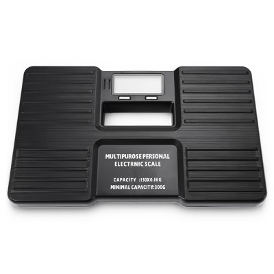 AW - 815 Electronic Weight ScaleDigital Scales<br>AW - 815 Electronic Weight Scale<br><br>Battery Type: AAA Battery<br>Material             : ABS<br>Maximum load : 150KG<br>Package Contents: 1 x Electronic Weight Scale, 2 x AAA Battery, 1 x English Manual<br>Package size (L x W x H): 25.00 x 15.50 x 3.50 cm / 9.84 x 6.1 x 1.38 inches<br>Package weight: 0.5150 kg<br>Product size (L x W x H): 23.50 x 14.50 x 2.50 cm / 9.25 x 5.71 x 0.98 inches<br>Product weight: 0.4440 kg<br>Type: Digital Scale