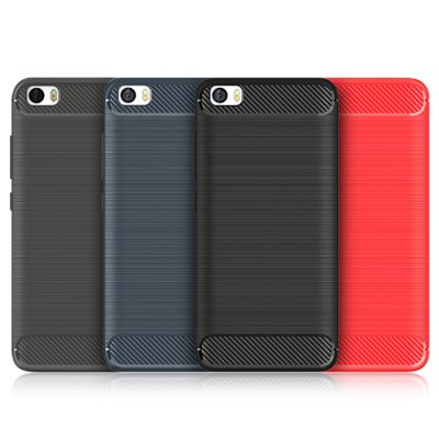 Luanke Back Case for Xiaomi Mi 5Cases &amp; Leather<br>Luanke Back Case for Xiaomi Mi 5<br><br>Brand: Luanke<br>Color: Black,Cadetblue,Gray,Red<br>Compatible Model: Mi 5<br>Features: Anti-knock, Back Cover<br>Mainly Compatible with: Xiaomi<br>Material: Carbon Fiber<br>Package Contents: 1 x Phone Case<br>Package size (L x W x H): 21.00 x 13.00 x 2.00 cm / 8.27 x 5.12 x 0.79 inches<br>Package weight: 0.0440 kg<br>Product Size(L x W x H): 14.80 x 7.30 x 1.00 cm / 5.83 x 2.87 x 0.39 inches<br>Product weight: 0.0200 kg<br>Style: Modern, Pattern