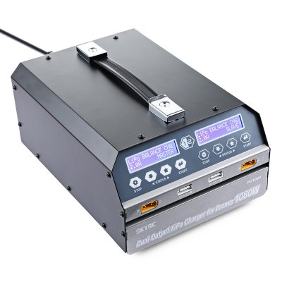 SKYRC PC1080 Dual-channel Balance Charger