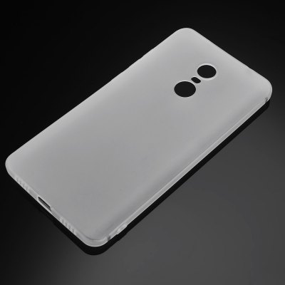 Luanke Ultra-thin TPU Cover CaseCases &amp; Leather<br>Luanke Ultra-thin TPU Cover Case<br><br>Brand: Luanke<br>Color: Blue,White<br>Compatible Model: Redmi Note 4X<br>Features: Anti-knock, Back Cover<br>Mainly Compatible with: Xiaomi<br>Material: TPU<br>Package Contents: 1 x Phone Case<br>Package size (L x W x H): 21.00 x 13.00 x 1.90 cm / 8.27 x 5.12 x 0.75 inches<br>Package weight: 0.0400 kg<br>Product Size(L x W x H): 15.20 x 7.80 x 0.90 cm / 5.98 x 3.07 x 0.35 inches<br>Product weight: 0.0160 kg<br>Style: Modern, Solid Color