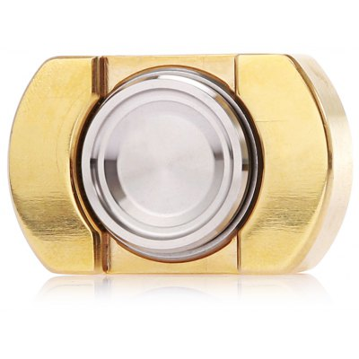 Rotating Golden EDC Fidget Spinner Stress Relief Product