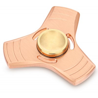 Copper Bearing Metal Fidget Spinner Stress Reliever Toy