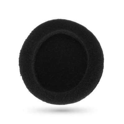 50MM DIY Soft Sponge Earmuff - 10PCSHeadphone Accessories<br>50MM DIY Soft Sponge Earmuff - 10PCS<br><br>Package Contents: 10 x Earmuff<br>Package size (L x W x H): 21.00 x 15.00 x 6.00 cm / 8.27 x 5.91 x 2.36 inches<br>Package weight: 0.0350 kg<br>Product size (L x W x H): 5.20 x 5.00 x 0.80 cm / 2.05 x 1.97 x 0.31 inches<br>Product weight: 0.0130 kg
