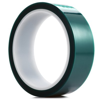 30mm x 33m PET Adhesive Tape for PCB SolderingOther Tools<br>30mm x 33m PET Adhesive Tape for PCB Soldering<br><br>Package Contents: 1 x Green PET Tape<br>Package size (L x W x H): 10.00 x 10.00 x 5.00 cm / 3.94 x 3.94 x 1.97 inches<br>Package weight: 0.1200 kg<br>Product weight: 0.1010 kg<br>Special Functions : PET Adhesive Tape for PCB Soldering