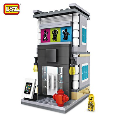 LOZ ABS Store Style Building Block - 301pcs / set