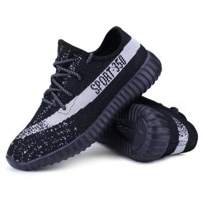 Lace-up Breathable Men Hiking Shoes