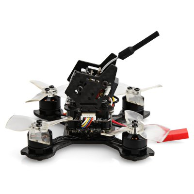 LANCHI Monster 76mm Micro FPV Racing DroneBrushless FPV Racer<br>LANCHI Monster 76mm Micro FPV Racing Drone<br><br>Battery (mAh): 500mAh<br>Battery Coulomb: 20C<br>Firmware: BLHeli-S<br>Flight Controller Type: F4<br>Functions: DShot300, Oneshot125, Oneshot42, DShot150, DShot600<br>Input Voltage: 2 - 4S<br>KV: 8000<br>Model: 1104<br>Motor Type: Brushless Motor<br>No. of Cells: 2S LiPo<br>Operating Voltage / Current: 7.4V<br>Package Contents: 1 x Drone ( Battery Included ), 8 x Spare Propeller, 1 x Screwdriver, 1 x Sticker, 1 x Strap<br>Package size (L x W x H): 12.00 x 12.00 x 10.00 cm / 4.72 x 4.72 x 3.94 inches<br>Package weight: 0.2100 kg<br>Product size (L x W x H): 7.60 x 7.60 x 5.00 cm / 2.99 x 2.99 x 1.97 inches<br>Product weight: 0.0530 kg<br>Sensor: CMOS<br>Type: Frame Kit<br>Version: PNP<br>Video Resolution: 700TVL ( horizontal )<br>Video Standards: NTSC,PAL