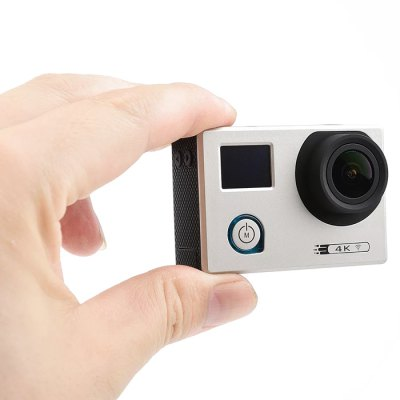 F88 4K WiFi Action Camera Novatek 96660 ChipsetAction Cameras<br>F88 4K WiFi Action Camera Novatek 96660 Chipset<br><br>Aerial Photography: No<br>Anti-shake: Yes<br>Application: Motorcycle<br>Auto Focusing: No<br>Battery Capacity (mAh): 1050mAh<br>Battery Type: Removable<br>Camera Pixel : 16M / 12M / 8M / 5M<br>Camera Timer: Yes<br>Charge way: USB charge by PC<br>Charging Time: 3h<br>Chipset: Novatek 96660<br>Chipset Name: Novatek<br>Decode Format: H.264<br>Features: Wireless<br>Function: Time Lapse, Waterproof, Anti-Shake, WiFi, Loop-cycle Recording, Camera Timer<br>Image Format : JPG<br>Language: English,French,German,Italian,Japanese,Korean,Polish,Portuguese,Russian,Simplified Chinese,Spanish,Traditional Chinese<br>Lens Diameter: 17.5mm<br>Loop-cycle Recording : Yes<br>Max External Card Supported: TF 64G (not included)<br>Microphone: Built-in<br>Model: F88<br>Night vision : No<br>Package Contents: 1 x F88 Action Camera, 1 x Waterproof Housing + Screw + Mount, 1 x English / Chinese User Manual, 1 x Clip, 1 x Frame, 1 x Bicycle Mount, 1 x J-shaped Mount, 2 x Connector + Screw, 1 x Tripod Adapter<br>Package size (L x W x H): 23.80 x 13.20 x 7.20 cm / 9.37 x 5.2 x 2.83 inches<br>Package weight: 0.6570 kg<br>Product size (L x W x H): 5.90 x 4.00 x 2.90 cm / 2.32 x 1.57 x 1.14 inches<br>Product weight: 0.0650 kg<br>Screen: Dual Screen<br>Screen resolution: 960 x 240<br>Screen size: 2.0inch<br>Standby time: 1h<br>Type: Sports Camera<br>Type of Camera: 4K<br>Video format: MOV<br>Video Frame Rate: 120fps,24fps,30FPS,60FPS<br>Video Resolution: 1080P(30fps),1080P(60fps),1440P (30fps),4K (24fps),720P (120fps),720P (60fps)<br>Water Resistant: 30m ( with waterproof case )<br>Waterproof: Yes<br>Wide Angle: 170 degree wide angle<br>WIFI: Yes<br>WiFi Distance : About 10m<br>Working Time: 2h