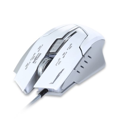HUANLANG G10 Wired Gaming Mouse 2200DPIMouse<br>HUANLANG G10 Wired Gaming Mouse 2200DPI<br><br>Brand: HUANLANG<br>Cable Length (m): 1.4m<br>Coding Supported: No<br>Connection: Wired<br>Connection Type: USB Wired<br>DPI Adjustment: Support<br>Features: Gaming<br>Interface: USB 2.0<br>Material: ABS<br>Model: G10<br>Mouse Macro Express Supported: No<br>Mouse Type: Ergonomic<br>Package Contents: 1 x HUANLANG G10 Wired Gaming Mouse<br>Package size (L x W x H): 14.50 x 10.50 x 4.50 cm / 5.71 x 4.13 x 1.77 inches<br>Package weight: 0.1780 kg<br>Power Supply: USB Port<br>Product size (L x W x H): 12.80 x 8.00 x 3.00 cm / 5.04 x 3.15 x 1.18 inches<br>Product weight: 0.1260 kg<br>Resolution: 1200DPI,1800DPI,2200DPI,800DPI<br>Type: Mouse<br>Usage: Gaming