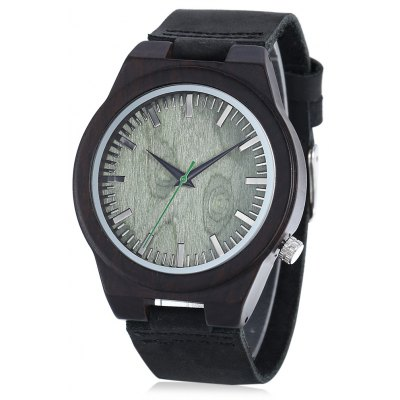 BOBO BIRD C25 Ebony Men Quartz Watch