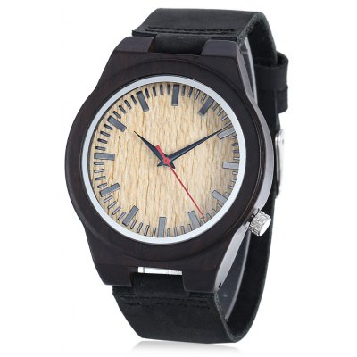 BOBO BIRD C23 Ebony Men Quartz Watch