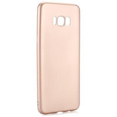 OCUBE Metallic Paint Back CoverSamsung Cases/Covers<br>OCUBE Metallic Paint Back Cover<br><br>Brand: OCUBE<br>Color: Black,Gold,Red,Rose Gold<br>Compatible with: Samsung Galaxy S8<br>Features: Anti-knock, Back Cover<br>Material: TPU<br>Package Contents: 1 x Phone Case<br>Package size (L x W x H): 20.00 x 12.30 x 2.80 cm / 7.87 x 4.84 x 1.1 inches<br>Package weight: 0.0690 kg<br>Product size (L x W x H): 14.90 x 7.00 x 0.80 cm / 5.87 x 2.76 x 0.31 inches<br>Product weight: 0.0140 kg<br>Style: Modern, Solid Color