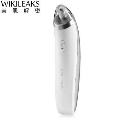 WIKILEAKS QY - 202 Electric Blackhead Vacuum Suction Tool