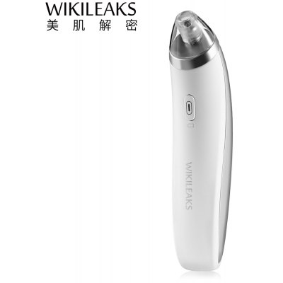 WIKILEAKS QY - 202 Electric Pore Cleanser Nose Blackhead Suction Machine Acne Remover