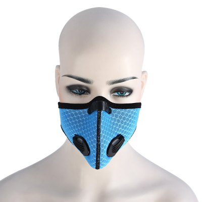 CTSmart Cycling Filter MaskCycling Clothings<br>CTSmart Cycling Filter Mask<br><br>Brand: CTSmart<br>Package Contents: 1 x CTSmart Cycling Mask<br>Package size (L x W x H): 17.00 x 15.00 x 2.00 cm / 6.69 x 5.91 x 0.79 inches<br>Package weight: 0.1030 kg<br>Product size (L x W x H): 31.00 x 15.00 x 3.00 cm / 12.2 x 5.91 x 1.18 inches<br>Product weight: 0.0370 kg<br>Suitable Crowds: Unisex<br>Type: Cycling Masks