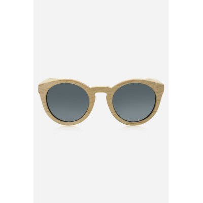 Polarized Lens UV400 Wood Frame Round SunglassesStylish Sunglasses<br>Polarized Lens UV400 Wood Frame Round Sunglasses<br><br>For: Climbing, Cross-country, Home use<br>Functions: UV Protection, Dustproof, Fashion, Windproof<br>Lens material: High quality PC<br>Package Contents: 1 x Sunglasses<br>Package size (L x W x H): 30.00 x 6.00 x 20.00 cm / 11.81 x 2.36 x 7.87 inches<br>Package weight: 0.4300 kg<br>Product size (L x W x H): 14.00 x 14.30 x 5.50 cm / 5.51 x 5.63 x 2.17 inches<br>Product weight: 0.0190 kg<br>Type: Sports glasses