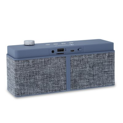 NewRixing NR - 2015 Bluetooth Speaker Portable StereoSpeakers<br>NewRixing NR - 2015 Bluetooth Speaker Portable Stereo<br><br>Audio Source: Bluetooth Enabled Devices,Electronic Products with 3.5mm Plug,Electronic Products with USB port,TF/Micro SD Card<br>Battery Capacity: 1500mAh<br>Bluetooth Version: V4.0<br>Brands: NewRixing<br>Charging Time: 2 hours<br>Compatible with: iPhone, TV, TF/Micro SD Card, PSP, PC, MP5, MP4, Tablet PC, iPod, Laptop, Mobile phone, MP3<br>Connection: Wireless<br>Design: Classical, Portable<br>Freq: 150Hz-20KHz<br>Interface: AUX, Micro USB, TF Card Slot, USB2.0<br>Model: NR - 2015<br>Package Contents: 1 x NewRixing NR - 2015 Bluetooth Speaker, 1 x USB Cable, 1 x Audio Cable, 1 x English Manual<br>Package size (L x W x H): 21.50 x 7.80 x 10.70 cm / 8.46 x 3.07 x 4.21 inches<br>Package weight: 0.8600 kg<br>Power Output: 10W<br>Product size (L x W x H): 19.60 x 6.50 x 9.10 cm / 7.72 x 2.56 x 3.58 inches<br>Product weight: 0.6180 kg<br>S/N: 85dB<br>Supports: Volume Control, Bluetooth, Hands-free Calls, TF Card Music Playing<br>Working Time: 5 hours