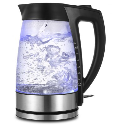 Sweet Alice 1.7-liter Glass Electric Kettle