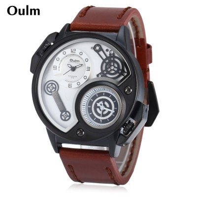 Oulm 3578 Men Quartz Watch