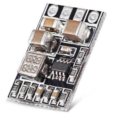 Matek Systems Step-down Micro BEC ModuleMulti Rotor Parts<br>Matek Systems Step-down Micro BEC Module<br><br>Brand: Matek Systems<br>Package Contents: 1 x Micro BEC<br>Package size (L x W x H): 2.10 x 2.70 x 1.30 cm / 0.83 x 1.06 x 0.51 inches<br>Package weight: 0.0160 kg<br>Product size (L x W x H): 1.10 x 1.70 x 0.30 cm / 0.43 x 0.67 x 0.12 inches<br>Product weight: 0.0010 kg<br>Type: Battery Eliminator Circuit