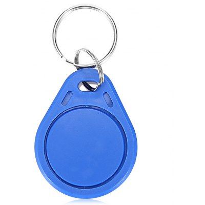 MK - 01 20PCS 13.56MHz RFID Inductive Key Chain Access Card