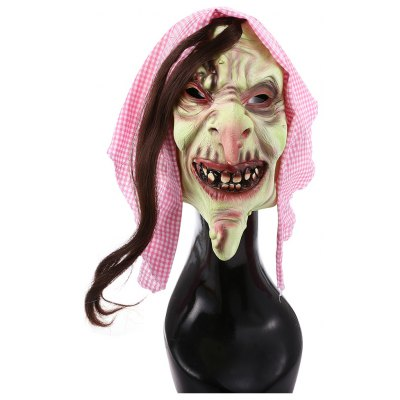 Novelty Horror Figure Head Mask for Entertainment