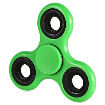 Tri-wing ABS Fidget Spinner