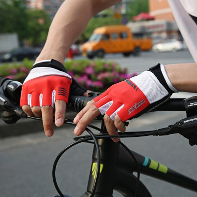 SAHOO 411429 Cycling GlovesCycling Gloves<br>SAHOO 411429 Cycling Gloves<br><br>Brand: SAHOO<br>Features: Breathable, Quick Dry, Shock Absorption, Skid Resistance<br>Gender: Unisex<br>Package Contents: 1 x Pair of SAHOO 411429 Cycling Gloves<br>Package size (L x W x H): 27.00 x 16.00 x 1.00 cm / 10.63 x 6.3 x 0.39 inches<br>Package weight: 0.0900 kg<br>Product weight: 0.0500 kg<br>Size: L,M,XL<br>Type: Half-finger