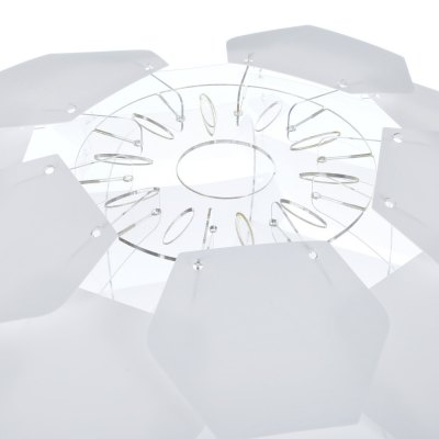 DIY Rhombus Lampshade Creative DecorLiving room lighting<br>DIY Rhombus Lampshade Creative Decor<br><br>Bulb Included: No<br>Illumination Field (sq.m.): 10 - 20 sq.m<br>Package Contents: 10 x Lampshade Set, 10 x Bracket, 2 x Acrylic Ring, 1 x Instruction Operation<br>Package size (L x W x H): 28.00 x 18.00 x 5.00 cm / 11.02 x 7.09 x 1.97 inches<br>Package weight: 0.4780 kg<br>Product size (L x W x H): 42.00 x 42.00 x 33.00 cm / 16.54 x 16.54 x 12.99 inches<br>Product weight: 0.3500 kg<br>Shade Material: ABS<br>Type: Wall Light
