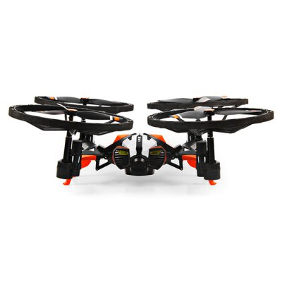 LiDiRC L9 2-in-1 4WD RC Car / Quadcopter - RTFRC Quadcopters<br>LiDiRC L9 2-in-1 4WD RC Car / Quadcopter - RTF<br><br>Age: Above 14 years old<br>Battery: 7.4V 1200mAh LiPo<br>Brand: LiDiRC<br>Built-in Gyro: 6 Axis Gyro<br>Camera Pixels: 0 ( no camera )<br>Channel: 4-Channels<br>Charging Time.: 150mins<br>Compatible with Additional Gimbal: No<br>Features: Brushed Version, No camera, Radio Control<br>Flying Time: 5~6mins<br>Functions: Forward/backward, With light, Up/down, Turn left/right, Speed up, Headless Mode, Level Calibration, Slow down, One Key Automatic Return, Sideward flight<br>Kit Types: RTF<br>Level: Intermediate Level<br>Model: L9<br>Model Power: Built-in rechargeable battery<br>Motor Type: Brushed Motor<br>Package Contents: 1 x L9 RC Car / Quadcopter ( Battery Included ), 1 x Transmitter, 1 x Charger, 4 x Spare Propeller, 1 x Screwdriver, 1 x English Manual<br>Package size (L x W x H): 46.50 x 30.00 x 20.00 cm / 18.31 x 11.81 x 7.87 inches<br>Package weight: 1.1020 kg<br>Product weight: 0.3820 kg<br>Radio Mode: Mode 2 (Left-hand Throttle)<br>Remote Control: 2.4GHz Wireless Remote Control<br>Size: Large<br>Transmitter Power: 4 x 1.5V AA battery(not included)<br>Type: Quadcopter, Outdoor