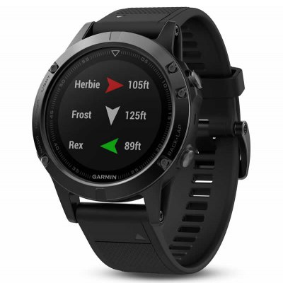 Garmin Fenix 5 Bluetooth Smartwatch