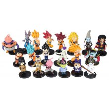 Collectible Animation Figurine Model - 20pcs / set