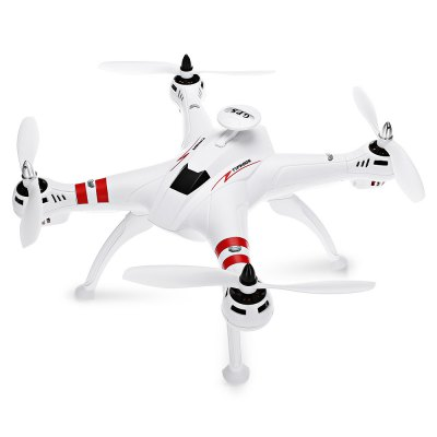 BAYANGTOYS X16 GPS Brushless RC Quadcopter - RTFRC Quadcopters<br>BAYANGTOYS X16 GPS Brushless RC Quadcopter - RTF<br><br>Age: Above 14 years old<br>Battery: 11.1V 2200mAh LiPo<br>Battery Size: 10.3 x 3.3 x 2.4cm<br>Battery Weight: 184g<br>Brand: Bayangtoys<br>Built-in Gyro: 6 Axis Gyro<br>Camera Pixels: 0 ( no camera )<br>Channel: 4-Channels<br>Charging Time.: 210 - 260 minutes<br>Compatible with Additional Gimbal: Yes<br>Detailed Control Distance: 260-350m<br>Features: Radio Control, Brushless Version, No camera<br>Flying Time: 16 - 18mins<br>Functions: With light, Up/down, Turn left/right, Speed up, 3D rollover, Air Press Altitude Hold, Automatic Return, Forward/backward, Headless Mode, Height Holding, Hover, Sideward flight, Slow down<br>Hover Accuracy: 0.5 - 2m<br>Kit Types: RTF<br>Level: Intermediate Level<br>Material: Plastic, Electronic Components<br>Max Ascent Speed: 5m/s<br>Max Descent Speed: 3m/s<br>Max Flying Height: 1000m<br>Model: X16<br>Model Power: Built-in rechargeable battery<br>Motor Type: Brushless Motor<br>Package Contents: 1 x Aircraft Body ( Battery Included ), 1 x Transmitter, 1 x Balance Charger, 1 x Power Adapter, 8 x Propeller, 4 x Landing Strut, 4 x Propeller Nut, 1 x Screwdriver, 1 x Set of Accessories, 1 x Engli<br>Package size (L x W x H): 35.30 x 17.30 x 35.00 cm / 13.9 x 6.81 x 13.78 inches<br>Package weight: 1.6590 kg<br>Product size (L x W x H): 29.00 x 29.00 x 18.50 cm / 11.42 x 11.42 x 7.28 inches<br>Product weight: 0.6880 kg<br>Radio Mode: Mode 2 (Left-hand Throttle)<br>Remote Control: 2.4GHz Wireless Remote Control<br>Satellite System: GPS<br>Size: Large<br>Transmitter Power: 6 x 1.5V AA battery(not included)<br>Type: Outdoor, Quadcopter