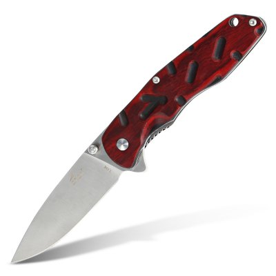 Enlan L04 Liner Lock Folding Knife 8Cr13MoV Steel Blade