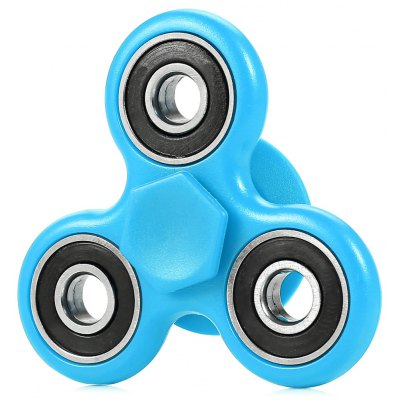 Trolley Coin Tri-bar Fidget Spinner Stress Relief Toy
