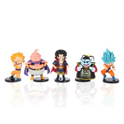 Collectible Animation Figurine Model - 20pcs / setMovies &amp; TV Action Figures<br>Collectible Animation Figurine Model - 20pcs / set<br><br>Completeness: Finished Goods<br>Gender: Unisex<br>Materials: PVC<br>Package Contents: 20 x Action Figure<br>Package size: 20.00 x 19.00 x 7.00 cm / 7.87 x 7.48 x 2.76 inches<br>Package weight: 0.5200 kg<br>Stem From: Japan<br>Theme: Movie and TV