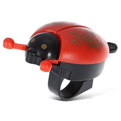 CTSmart Cute Lady Beetle-shaped Bicycle Bell Bike RingBike Bells and Locks<br>CTSmart Cute Lady Beetle-shaped Bicycle Bell Bike Ring<br><br>Brand: CTSmart<br>Installation location: Handlebar<br>Package Contents: 1 x CTSmart Bike Bell<br>Package size (L x W x H): 10.00 x 6.00 x 6.00 cm / 3.94 x 2.36 x 2.36 inches<br>Package weight: 0.0510 kg<br>Product size (L x W x H): 9.00 x 4.50 x 5.50 cm / 3.54 x 1.77 x 2.17 inches<br>Product weight: 0.0260 kg<br>Type: Bell