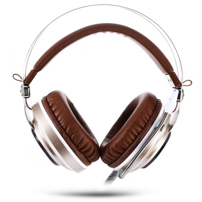XIBERIA K2 Over-ear Stereo Gaming Headset with Mic